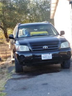 Toyota for parts for Sale in Oroville, CA