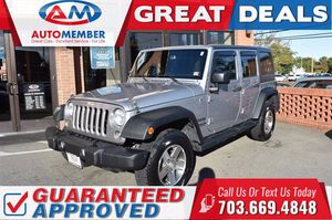 2015 Jeep Wrangler Unlimited for Sale in Leesburg, VA
