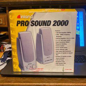Computer Speakers for Sale in Wildomar, CA