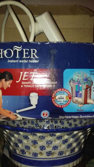 Instant hot water heater for Sale in Modesto, CA