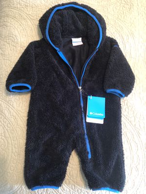 Columbia Baby Bunting Suit 3-6 Month NEVER WORN for Sale in Pleasantville, OH