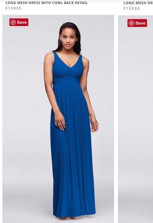 F15933 horizon brides maid dress size 6 for Sale, used for sale  Boca Raton, FL