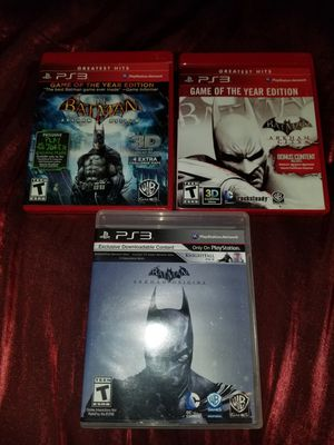 Lots of PS3 games for Sale in Hillsborough, NC