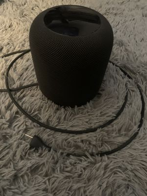 HomePod Apple Bluetooth speaker for Sale in Redondo Beach, CA
