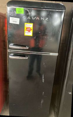 GALANZ🥶Refrigerator GLR10TBKEFR FIW2 for Sale in China Spring,  TX