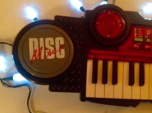 Kawasaki Electronic piano Keyboard Musical Toy