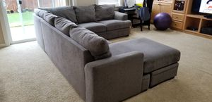 3-PC sectional for Sale in Portland, OR