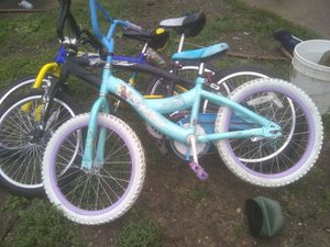 Frozen girls bike for Sale in Columbus, OH