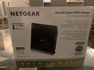 New Unopened NETGEAR R62 Smart WiFi Router for Sale in Seattle, WA
