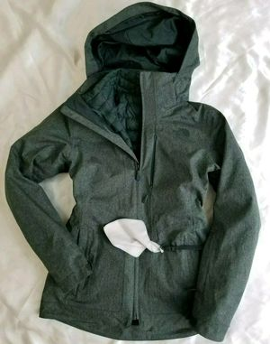 $400 Womens THE NORTH FACE thermoball primaloft triclimate Hoodie/Jacket Coat - Size M for Sale in Las Vegas, NV