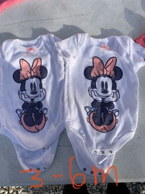 Baby girl clothes twins for Sale in West Covina, CA