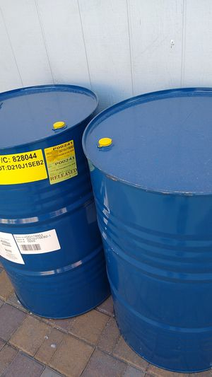55 gallons metal drums for Sale in Phoenix, AZ