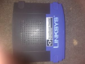 Linksys router for Sale in Denver, CO