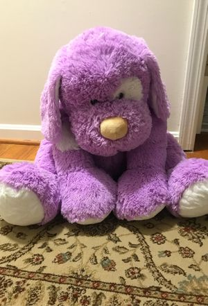 Plush dog toy for Sale in West Springfield, VA