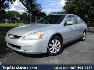2005 Honda Accord Sdn for Sale in Kissimmee, FL