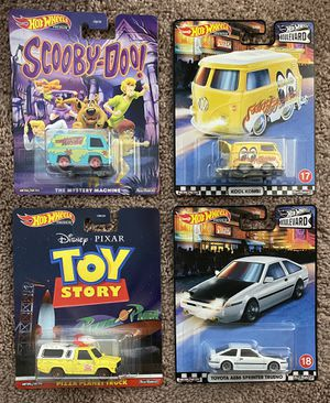 Hot Wheels Premium limited lot bundle. Kombi for Sale in Brentwood, CA