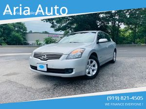 2009 Nissan Altima Hybrid for Sale in Raleigh, NC