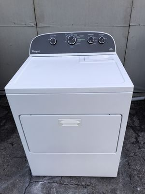Whirlpool dryer machine for Sale in Pompano Beach, FL