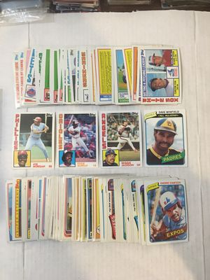 Early 80's Topps Baseball Cards for Sale in Bothell, WA