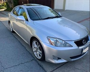 For sale.2 0 0 6 2006 Lexus IS250  Needs.Nothing FWDWheels One Owner for Sale in Arvada, CO