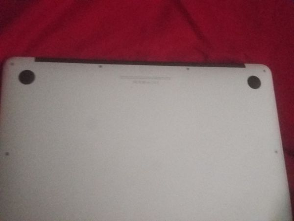 mac book air pro used not the best condition keyboard wise