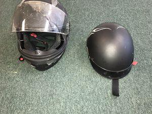 Motorcycle helmets for Sale in UPPER ARLNGTN, OH