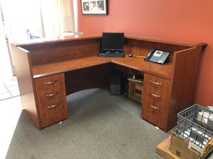 Reception Desk for Sale in Lake Forest, CA