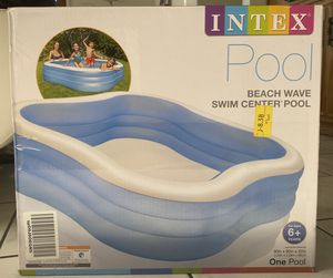 """Intex Inflatable Pool 90"""" x 90"""" x 22"""" for Sale in Pomona, CA"""