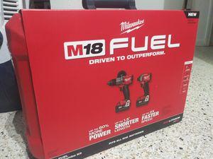 Milwaukee drill combo for Sale in Miami, FL