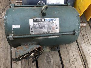 5hp electric motor for Sale in Modesto, CA