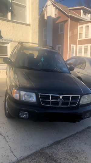 2002 Subaru Forester for Sale in Washington, DC