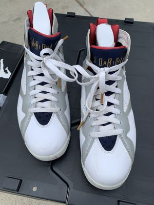 Jordan Retro Olympic 7's SIZE 8.5 CONDITION 9/10 $220 for Sale in Los Angeles, CA