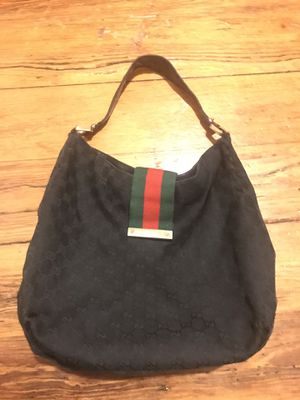 Gucci black GG Hobo bag for Sale in Quincy, MA