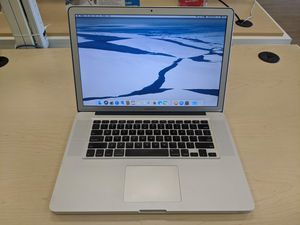 "15"" MacBook Pro Unibody for Sale in Henderson, NV"