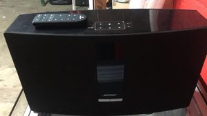 Speaker bose soundtouch wireless for Sale in Hempstead, NY