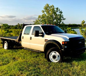 F450 V8 Diesel Dually Ford for Sale in Houston, TX