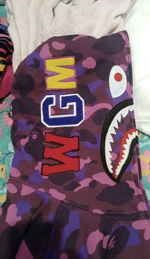 Bape jacket still has tags for Sale in Henderson, NV