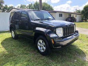 Jeep Liberty 2012. Cash. Only. No trade for Sale in Miami Gardens, FL