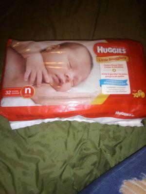 Huggies Little Snuggles for Sale in Keansburg, NJ
