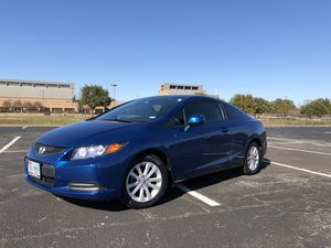 2012 Honda Civic EX Coupe for Sale in Arlington, TX