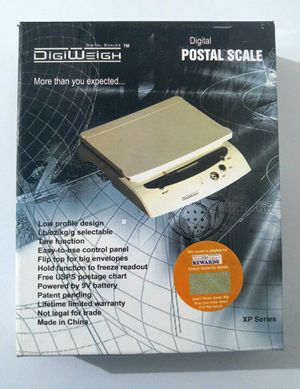 Brand new digital postal or food scale 76lb capacity for Sale in Fairfax, VA