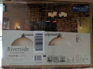 Riverside Collection Billiard Lights, new in unopened box. for Sale in Port Orchard, WA