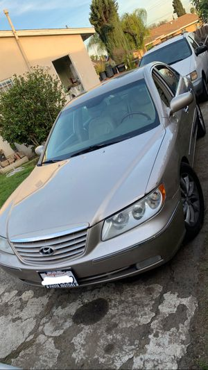 2006 Hyundai Azera Limited for Sale in Pomona, CA
