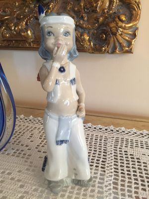 Cute Spanish porcelain Indian boy for Sale in FL, US