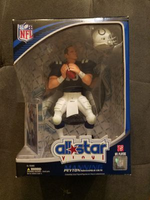 Peyton manning collectable for Sale in Tacoma, WA