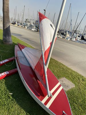 Sailboat that's also a Paddleboard, Surf, Sailboard for Sale in Long Beach, CA