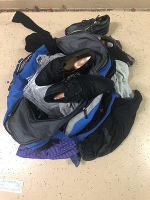 Free Men's Clothes, Shoes & a Bag for Sale in Phoenix, AZ