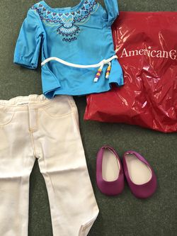 New American Girl Doll Outfit for Sale in Webster,  MA