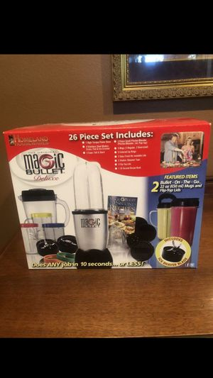 Brand new magic bullet for Sale in Hacienda Heights, CA