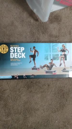Gold's Stepper for Sale in Mount Prospect, IL